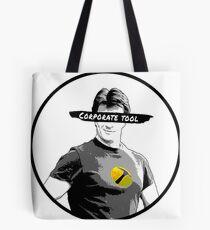 Captain Hammer: Nemesis Tote Bag