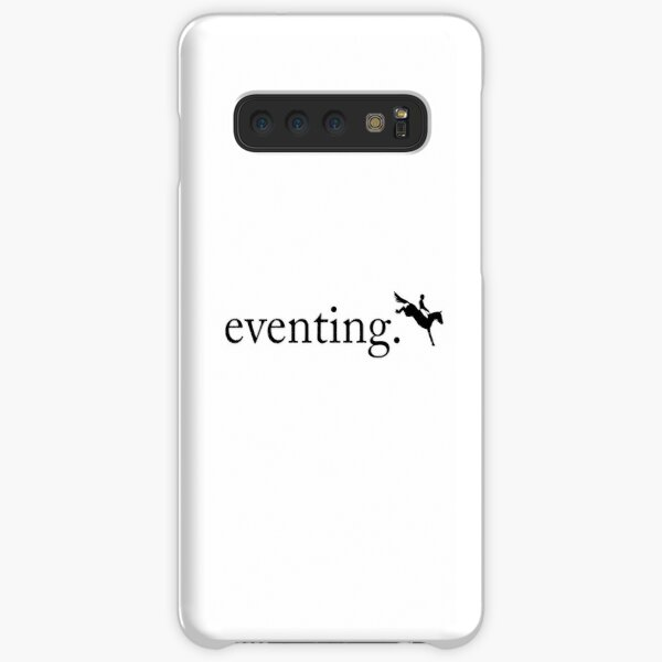 eventing Samsung Galaxy Snap Case