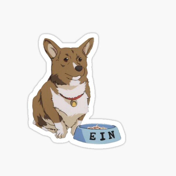 Best Dog Ein Sticker