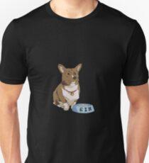 Camiseta unisex El mejor perro Ein