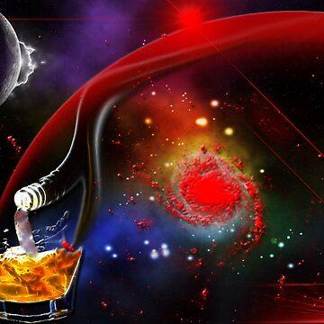 Jack D in space by alaskaman53