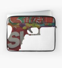 Armed and Dangerous Laptop Sleeve