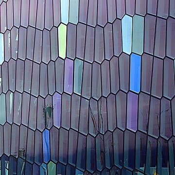 Windows In Reykjavik by MarylouBadeaux