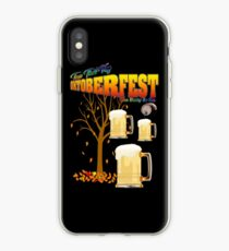 Tap That Keg II - Oktoberfest iPhone Case
