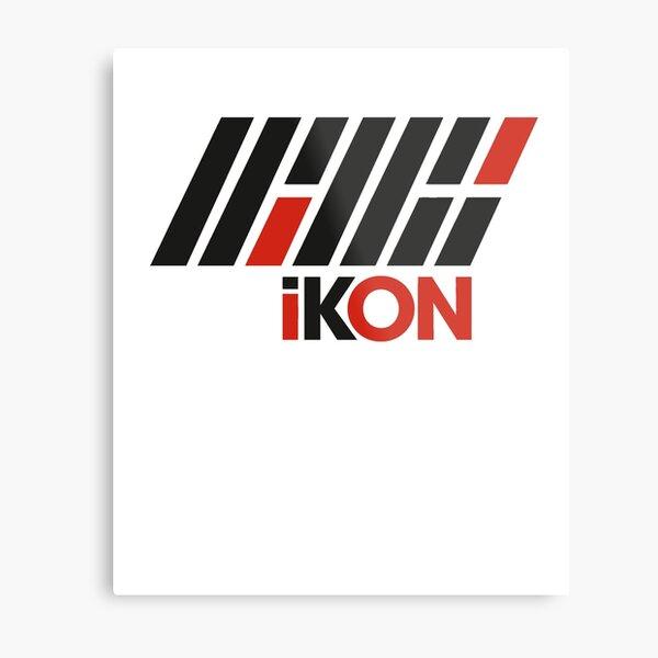 iKON 2018 CONTINUE WORLD TOUR  Metal Print