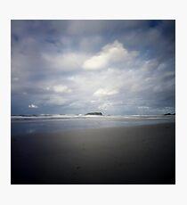 Cook Island Photographic Print