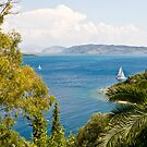 Room with a View II - Corfu by dunawori