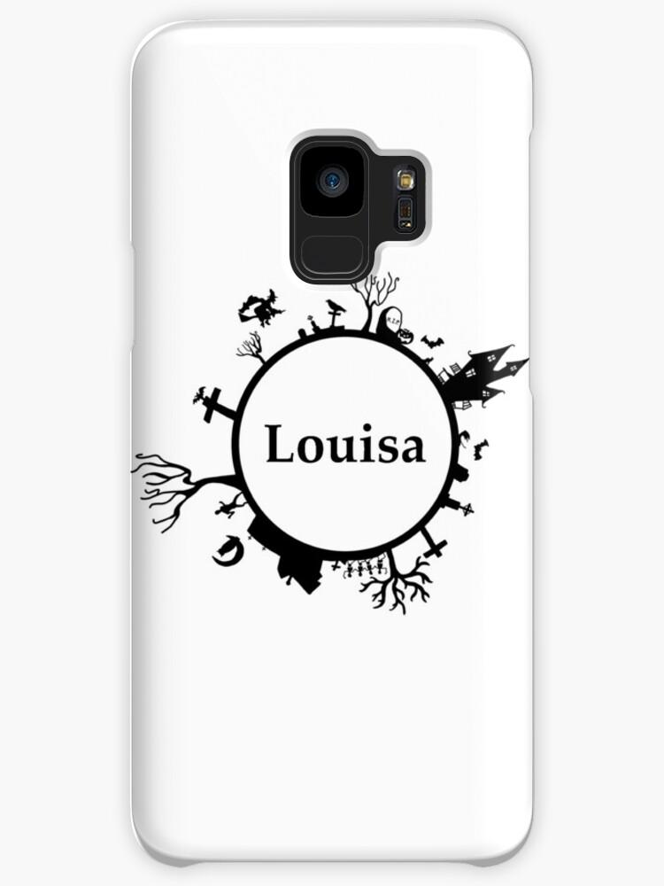 Halloween name Louisa by PM-Names