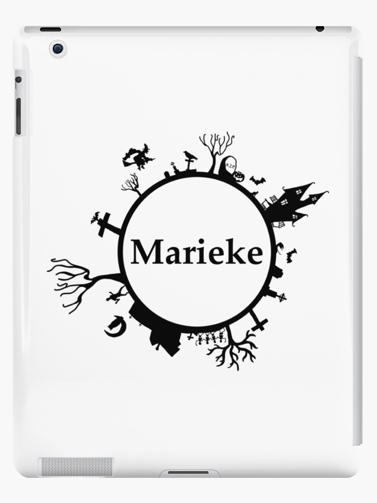 Halloween name Marieke by PM-Names