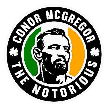Conor The Notorious Mcgregor  by bibinik