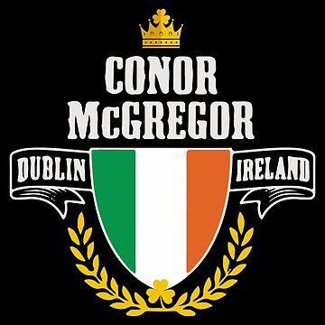 Conor Mcgregor Dublin, Ireland by bibinik