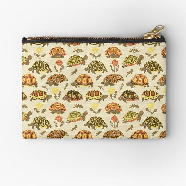 Tubby Tortoises Zipper Pouch