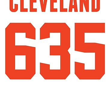 Cleveland No. 635 (Orange) by Pelicaine