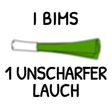 I Bims 1 Unscharfer Lauch by lukassfr