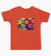 Tin Flowers Kids Clothes