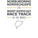 I Survived the Nürburgring - Orange / Grey by rsrnurburg