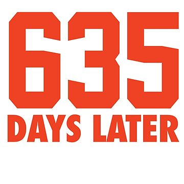 635 Days Later (Orange) by Pelicaine