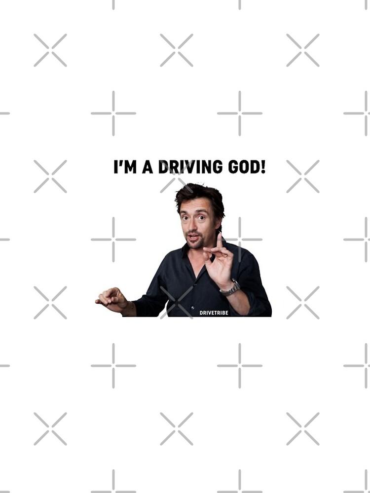 I'm a driving god!  by drivetribe