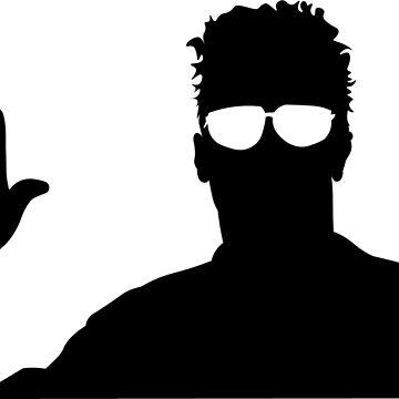 SkyNet Terminator Silhouette by frajtgorski