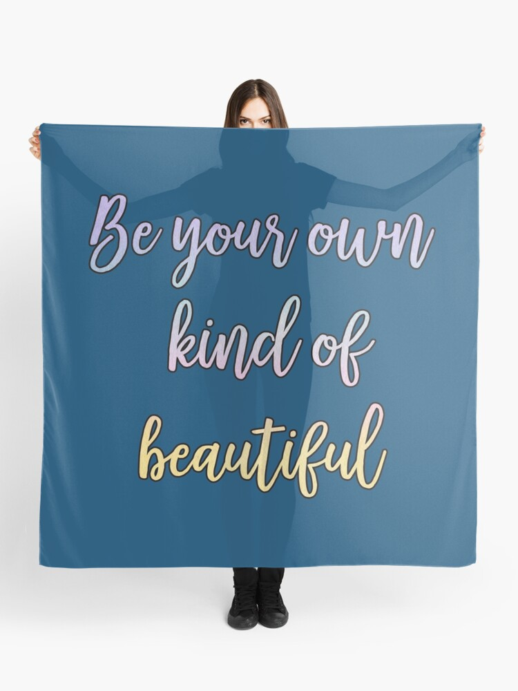 Deep quotes beautiful | Scarf