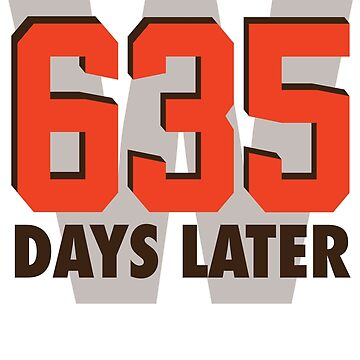 635 Days Later (Brown/Orange) by Pelicaine