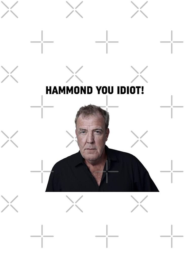 Hammond you idiot! by drivetribe