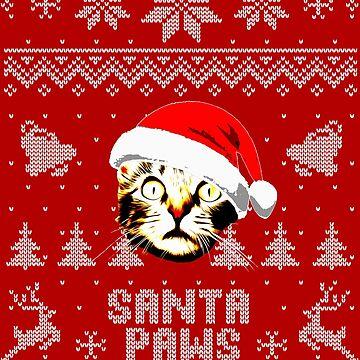Santa Paws by idaspark