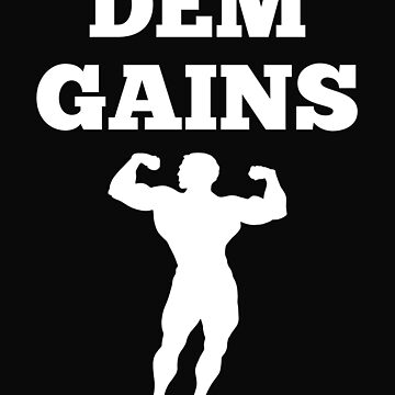 Dem Gains by 64thMixUp