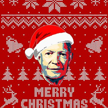 Eisenhower Merry Christmas by idaspark