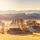 « First Autumn Morning » par Philippe Sainte-Laudy