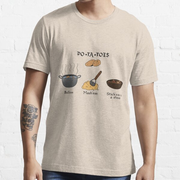 PO-TA-TOES Essential T-Shirt
