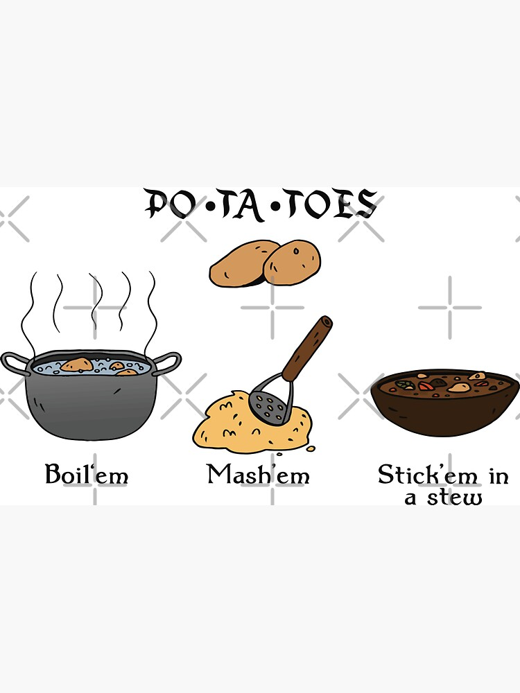 PO-TA-TOES by christopper
