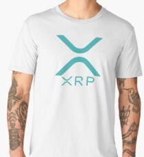 XRP - New Logo  Men's Premium T-Shirt