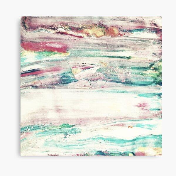 Sea Fog Canvas Print