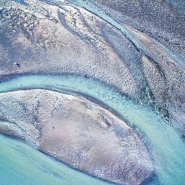 roebuck bay tidal pattern  by Elliot62