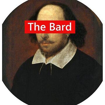 The Bard by underscorepound
