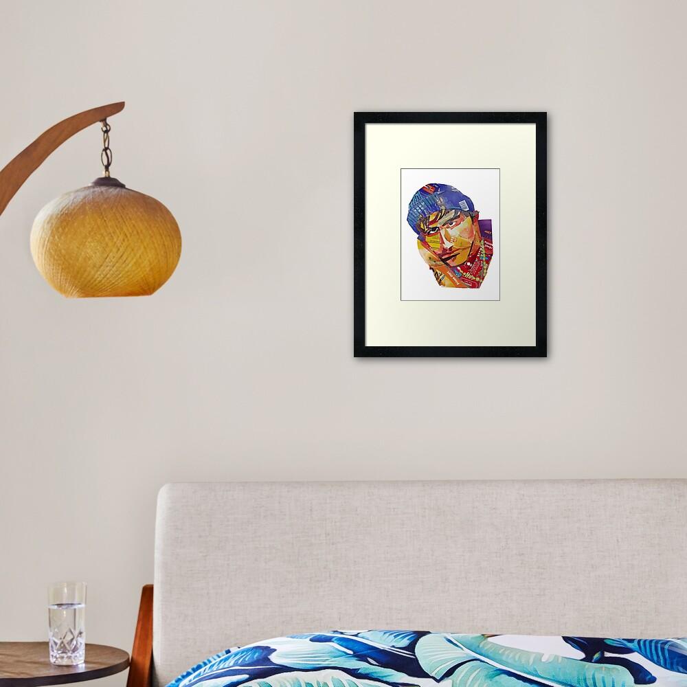 Ali Baba Framed Art Print