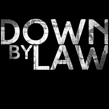 Jim Jarmusch Down By Law Movie Logo by tomastich85