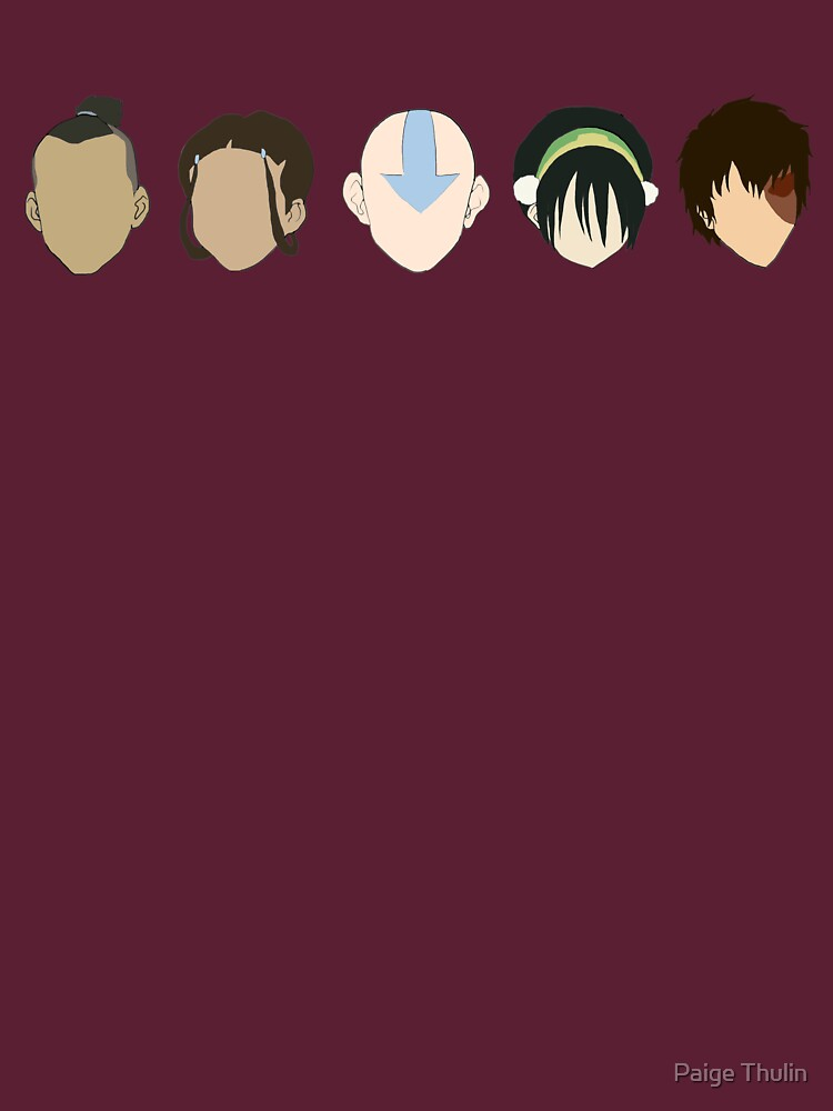Team Avatar graphic heads | Women's T-Shirt