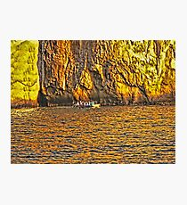 Raft Photographic Print