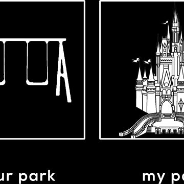 Your park, my park - WDW by nicwise