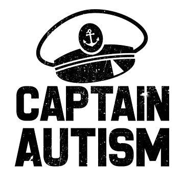 captain autism by dreamhustle