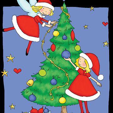 Sweet elves by NovaPaint