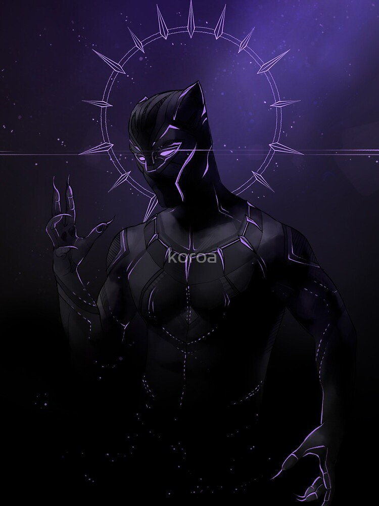 the Panther by koroa