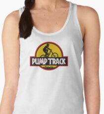 Pump Track Women's Tank Top