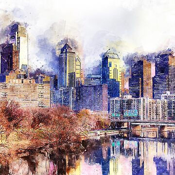 Philadelphia, Pennsylvania by ErianAndre