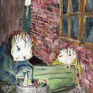homeless four by Tom Norton