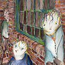homeless three by Tom Norton