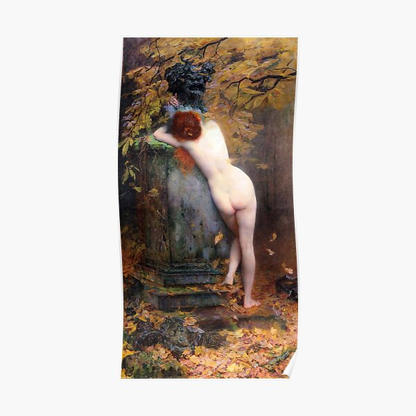The Last Dryad - Gabriel Guay  Poster