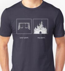 Your park, My park- DL T-Shirt
